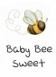 Preview: Baby Bee Sweet