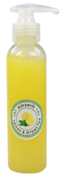 Körperöl  Lemon & Green Tea