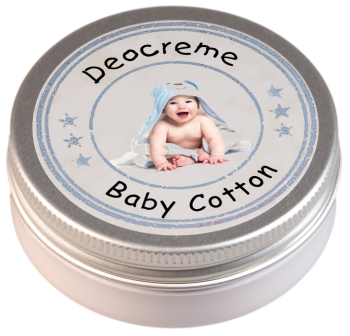 Deocreme  Baby Cotton