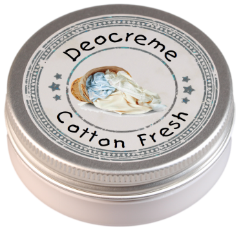 Deocreme Cotton Fresh