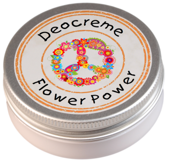 Deocreme  Flower Power