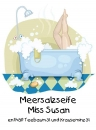 "Mobile Preview: Meersalzseife ""Miss Susan"""